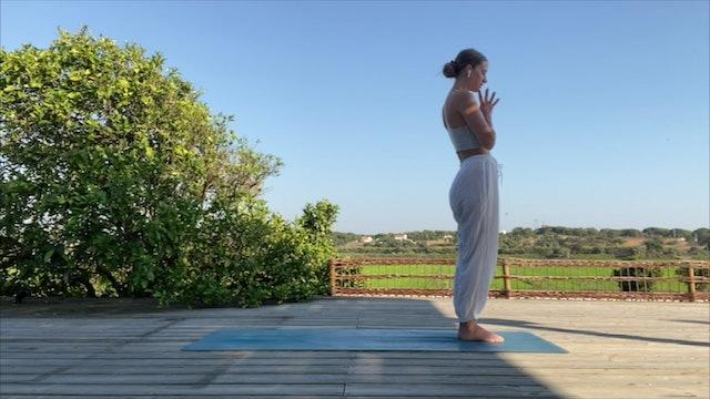 20 min yoga para relajar