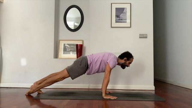 10 min ashtanga jumpback