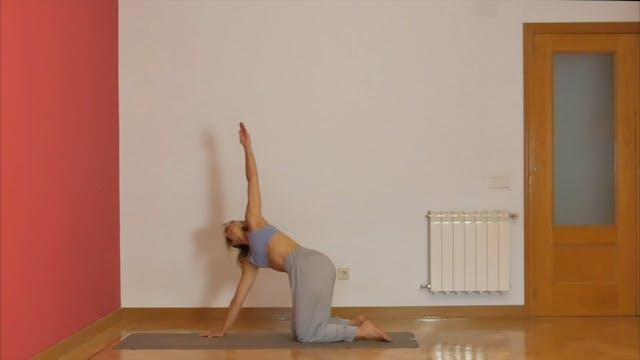 50 min yoga principiantes