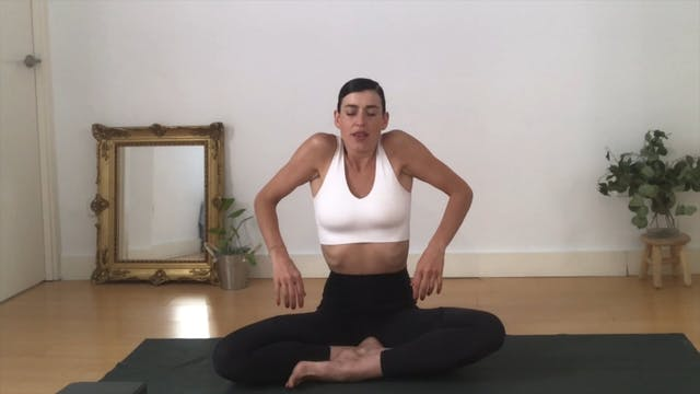 43 min power HIIT yoga cuerpo entero