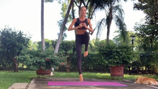 31 min pilates super fit+cardio cuerpo completo