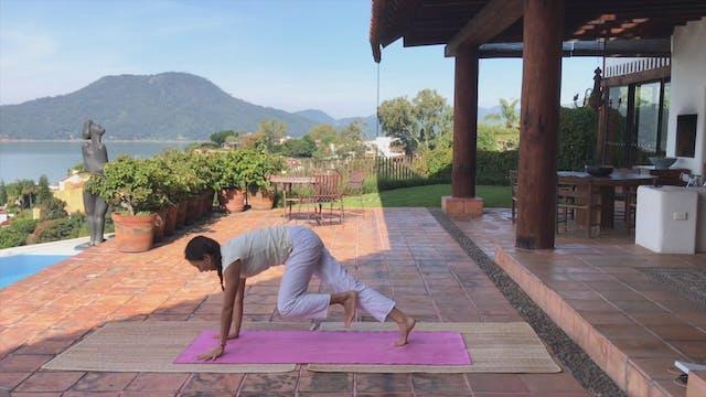 46 min yoga conecta con tu energía se...