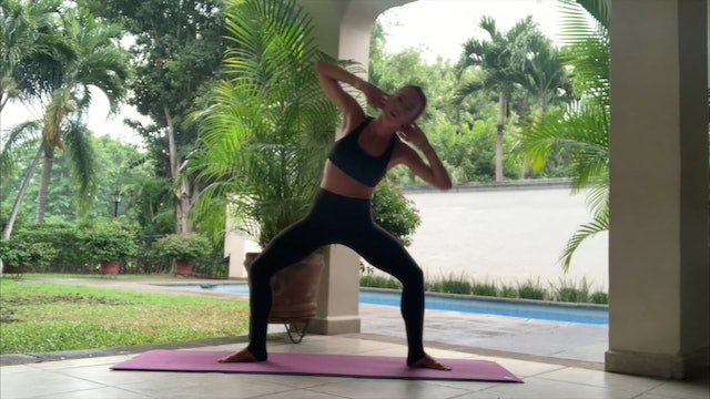 15 min pilates fit core cardio