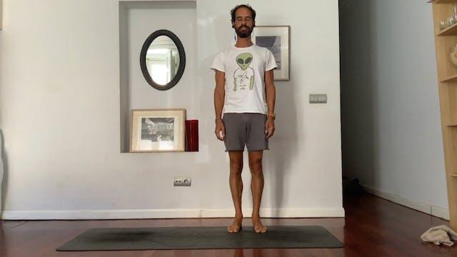 15 min vinyasa yoga express