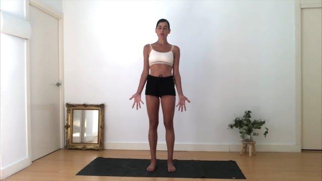 15 min HIIT yoga cardio cuerpo entero