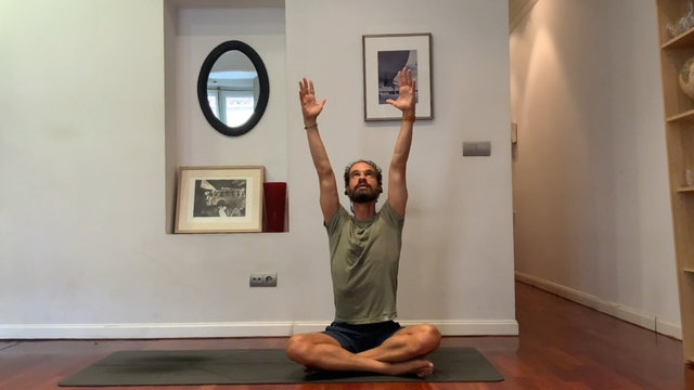 34 min vinyasa yoga flow express de torsiones