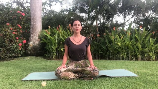6 min meditación: respiración llénate de vida