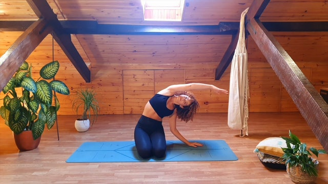 42 min pilates cuerpo entero enfoque core