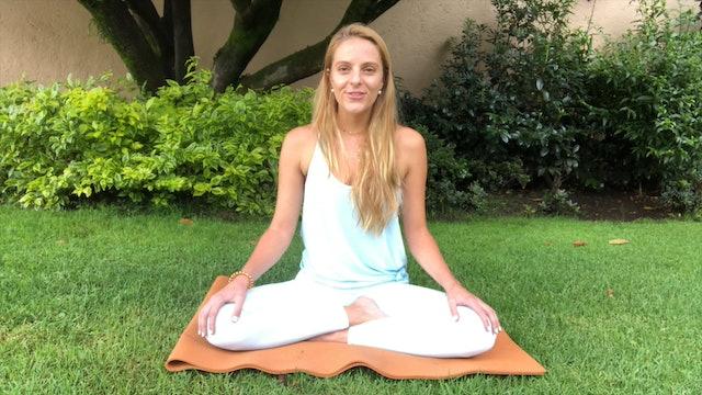 15 min meditación: desapego y soltura de cargas