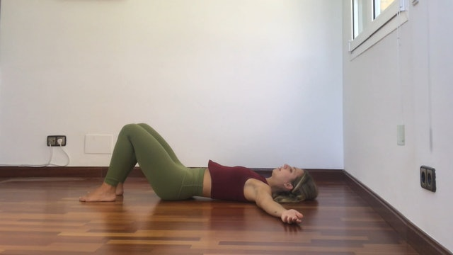 25 min yoga movimiento orgánico