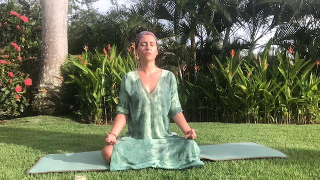 6 min meditación: presencia