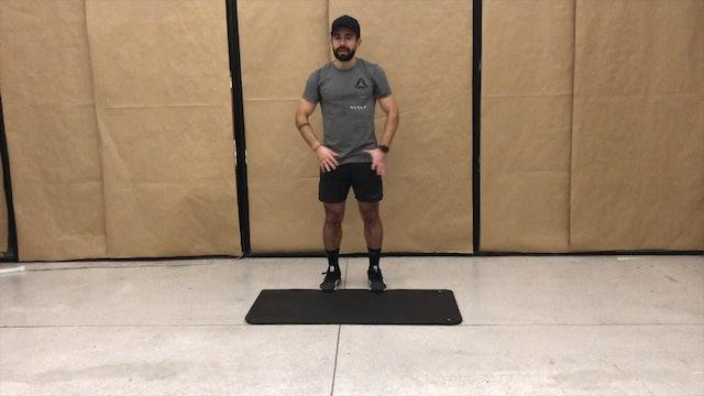 26 min HIIT y cardio progresivo