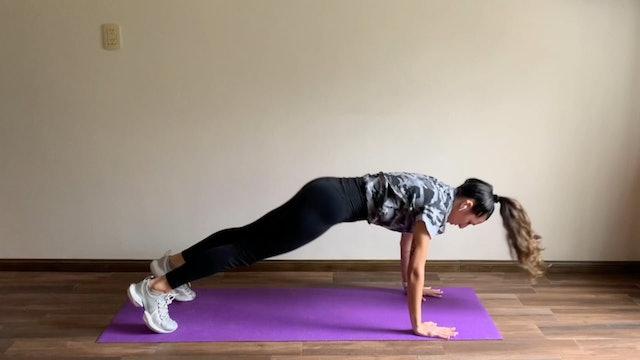 13 min entrenamiento funcional abdomen fuerte y tonificado