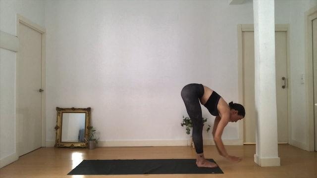 32 min power HIIT yoga cuerpo entero