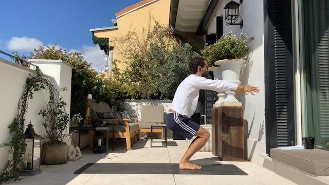 30 min power yoga despertar y vitalidad