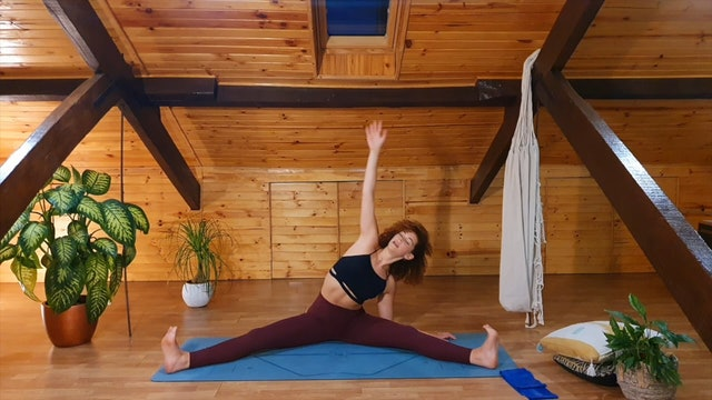 19 min pilates piernas flexibles
