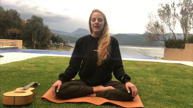 5 min meditación: abrazando el presente