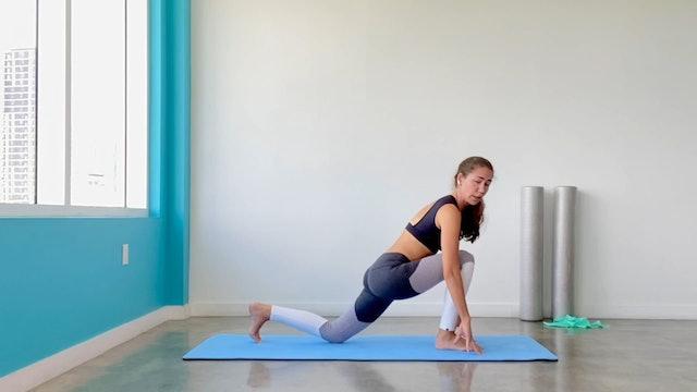 42 min pilates alargar cuerpo completo
