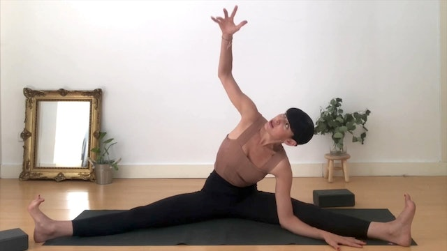 35 min yoga chill flexible