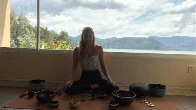 19 min meditación cuencos tibetanos: eleva tu frecuencia