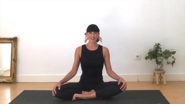 10 min power yoga express core