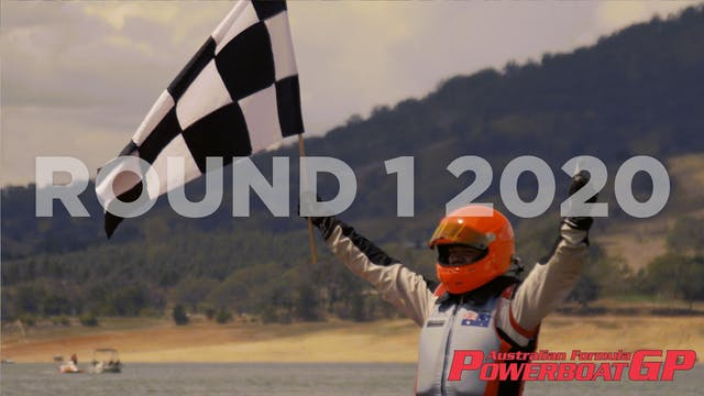 2020 AUSTRALIAN FORMULA POWERBOAT GP - ROUND 1 Day 2