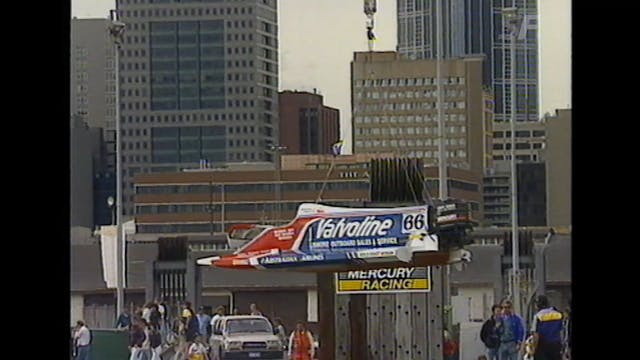 1993 AFOPDA Melbourne Docks