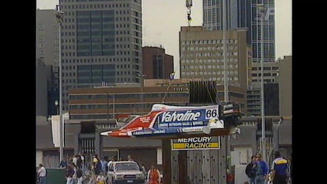 1993 AFOPDA Melbourne Docks