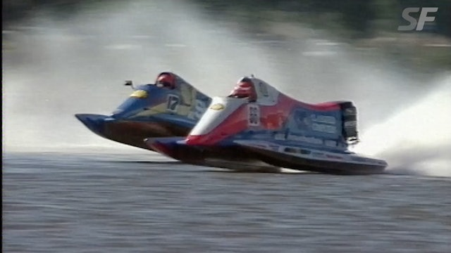 1991 AFOPDA F1 Powerboat Grand Prix Gold Coast