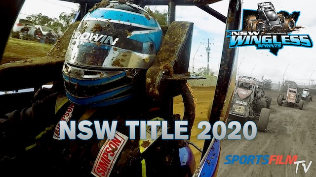 NSW Wingless Sprints Championship 2020