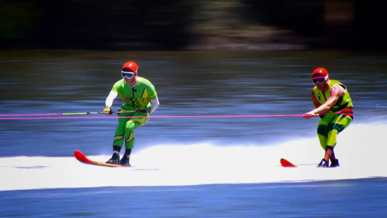 Waterski Racing