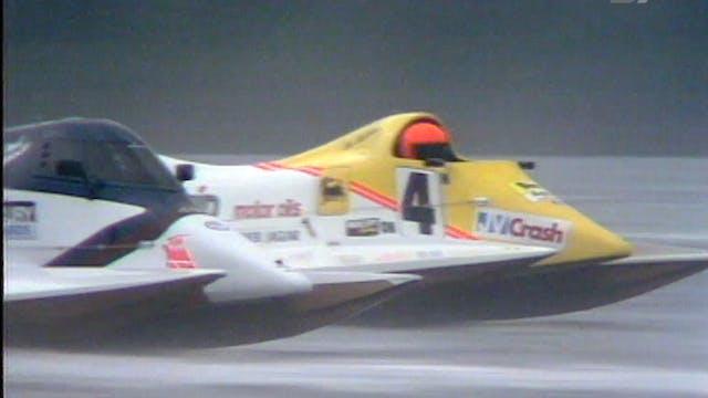1992 AFOPDA Formula 1 Grand Prix Adel...