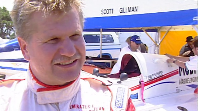 2003 F1 Powerboat Tour EP 3 Newcastle