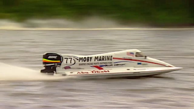 2003 F1 Powerboat Tour EP 4 Dargle