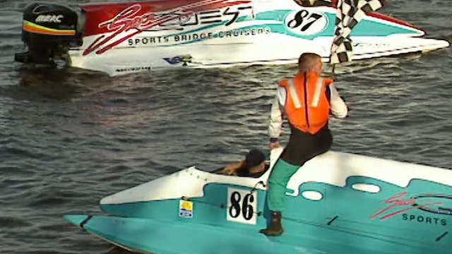 2003 F1 Powerboat Tour EP 7 Bundaberg