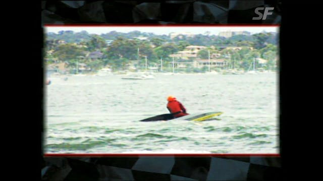 2003 F1 Powerboat Tour EP 5 Bundaberg