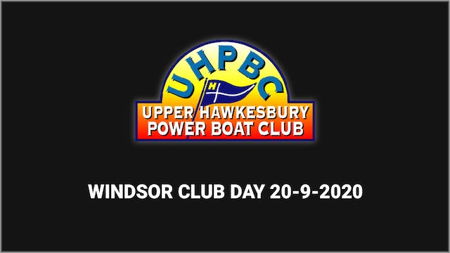 WINDSOR CLUB DAY