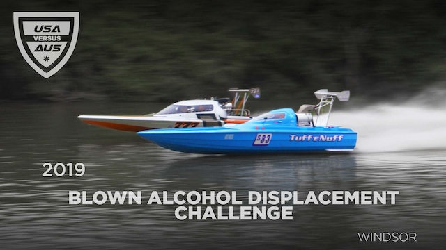 USA v AUS BLOWN ALCOHOL POWERBOAT CHALLENGE