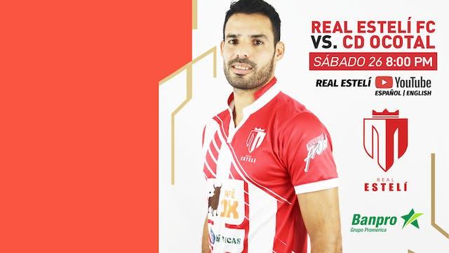 Real Esteli FC vs CD Ocotal
