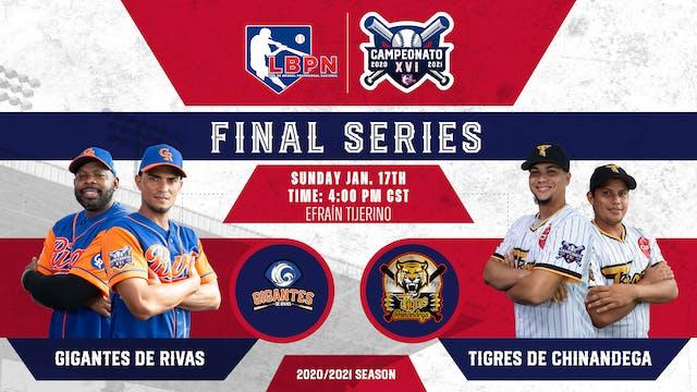 LBPN Finals - Gigantes vs Tigres - Ga...