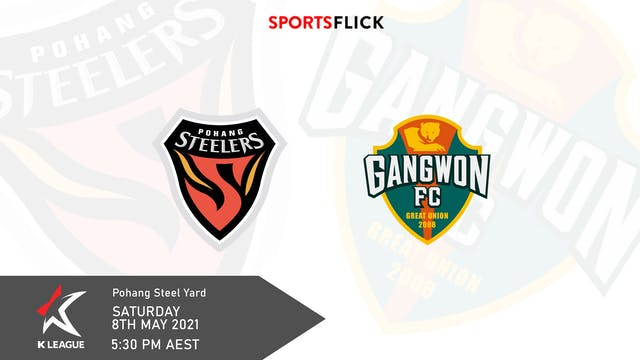 Pohang - Gangwon | Round 14