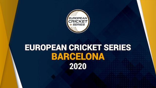 European Cricket Series Barcelona