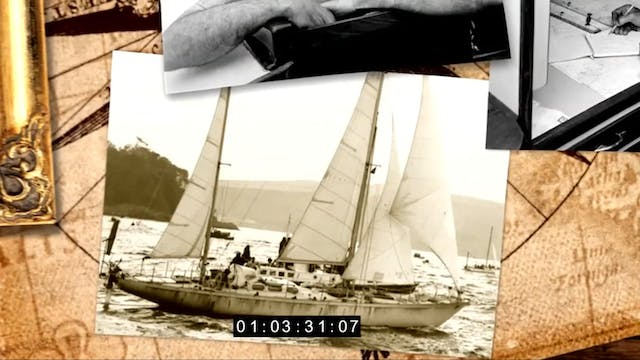 RKJ - Sailing Legend;  the Story of S...