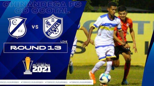 ESP | Liga Primera R13: Chinandega FC...
