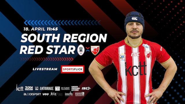 South Region - Red Star
