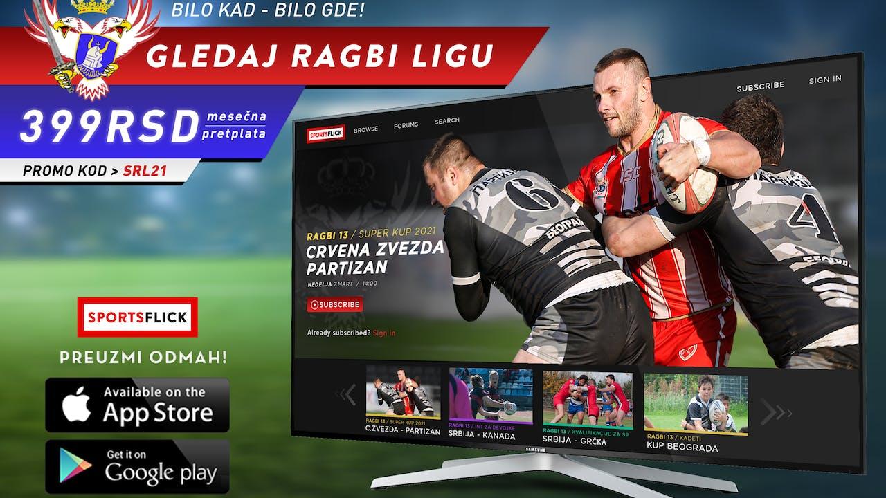 Serbian Rugby League 2021 June