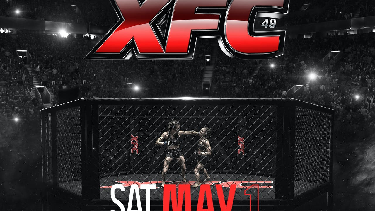 XFC 49 - Queen of the Cage