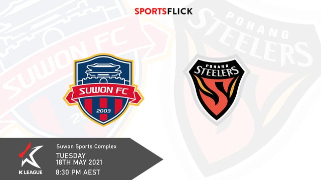 Suwon vs Pohang | Round 17
