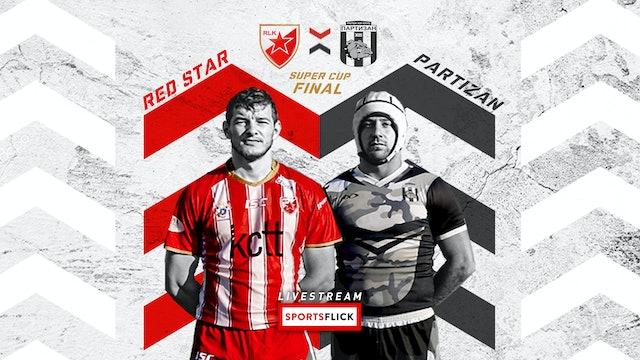 Red Star Belgrade - Partizan 1953