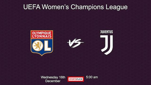 Lyon - Juventus   UWCL